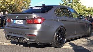 575 HP BMW M3 F80 King Performance - BRUTAL REVS!