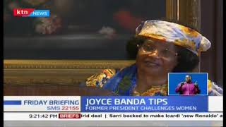 joy-banda-tips-former-head-of-state-challenges-women-to-aspire-for-top