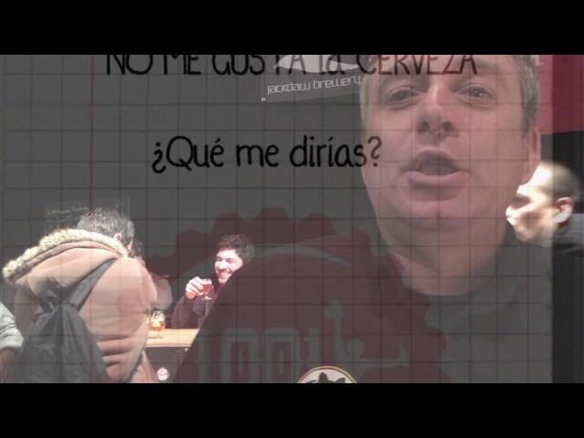 #09 Micro-entrevista Xavier Serra de cervesas Guineu