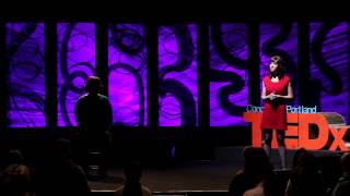 Demolition Derby: Cynthia Lopez & Juvie Hall at TEDxConcordiaUPortland