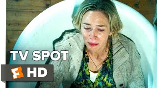 Check out the new TV spot for A Quiet Place starring John Krasinski...