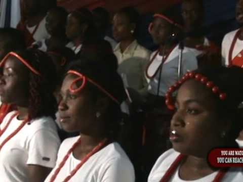 Oburu na Jehovah Ewughi Ulo/ Hallelujah chorus Igbo version. performance by Vox Anglicana Chorale.
