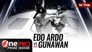 Video One Pride MMA #2: Edo Ardo VS Gunawan download MP3, 3GP, MP4, WEBM, AVI, FLV September 2018