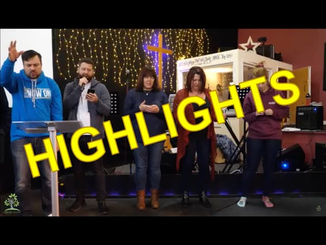 January 12th 2020 | Highlights | Hillfields Church