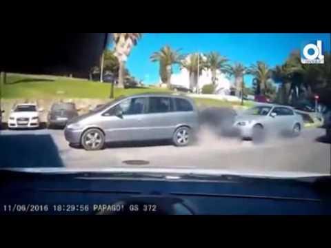 """San Roque:  Persecución """"de película"""" de la Policía Local de San Roque"""