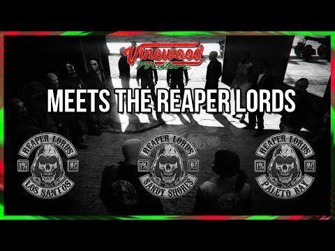 GTA ONLINE - Meet The Reaper Lords