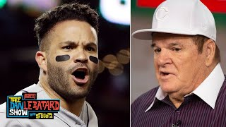 Pete Rose reacts to the Astros' sign-stealing scandal | Dan Le Batard Show