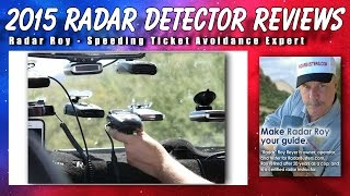 2015 Radar Detector Reviews - Radar Roy