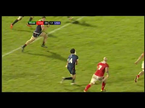 Utterly terrible USA play vs Tonga 2014