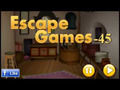 101 New Escape Games Escape Games 45 Android Gameplay Walkthrough Hd Youtube