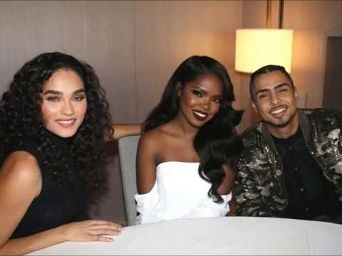 Star Cast- Brittany, Ryan and Quincy doing press for ...