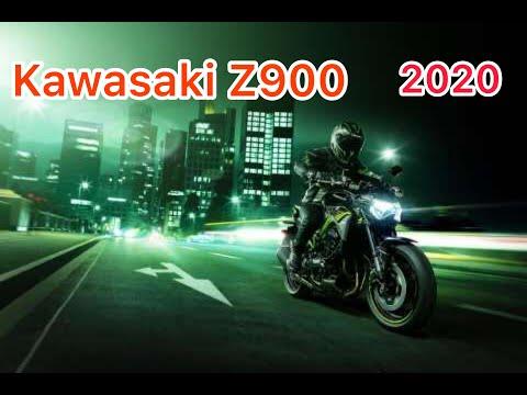 Kawasaki Z900 2020 / покупка моего мотоцикла