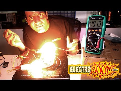 Induction Energy Experiments