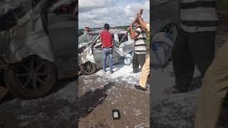 Tai nạn tại đường vành đai Đồng Xoài