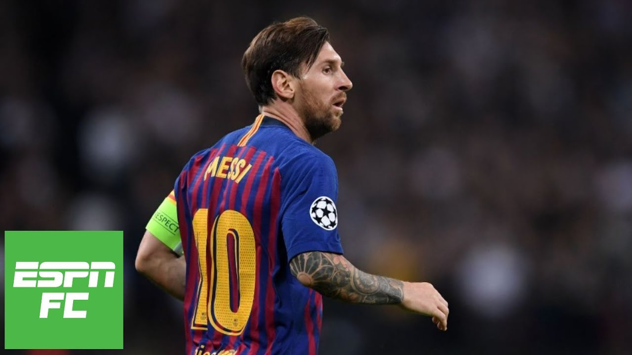 Leo Messi Lionel Messi Vs Tottenham Does This Performance Finally Make Him Goat Uefa Champions League