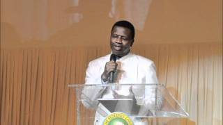 Pastor E.A. ADEBOYE  - ANOINTING