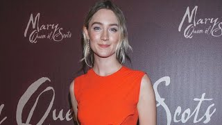 VIDEO: Saoirse Ronan - 'The whole notion of playing a queen was just so exciting'
