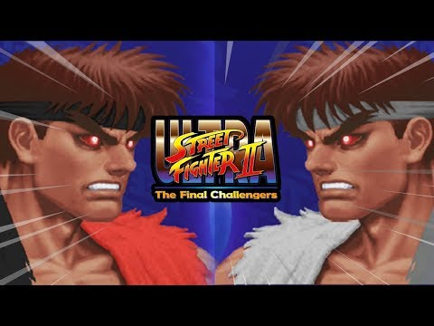 ULTRA BROKEN FIGHTER TOO!  Ultra Street Fighter 2: Ranked Online