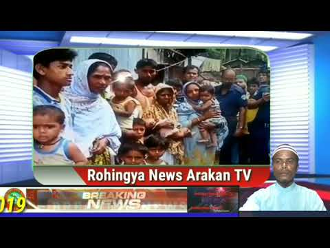 Rohingya News Arakan TV  19 Saturday January 2019
