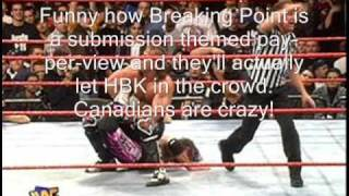 WWE Breaking Point Predictions