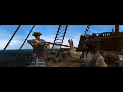 Pirates of the Caribbean The Legend of Jack Sparrow Full Movie All Cutscenes
