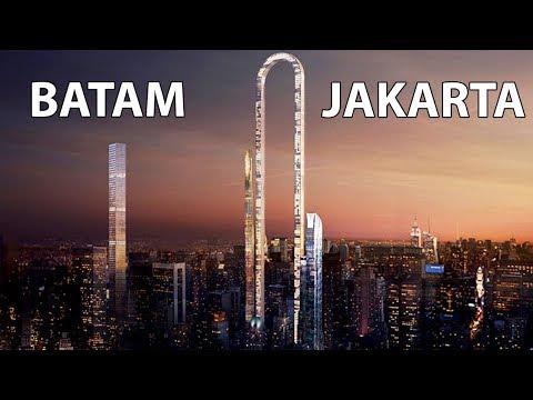 Daerahmu Masuk? 10 Kota Pemilik Gedung Tertinggi Terbanyak di Indonesia