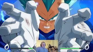 Super Saiyan 3 Achieved! Ranked Online Matches [Dragon Ball Fighterz]