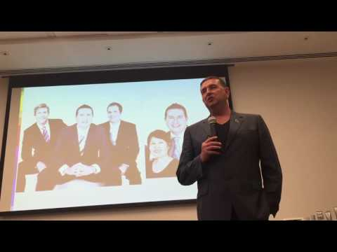 Jeunesse Business Opportunity Presentation: Lyndon Biernoff in Dubai, UAE