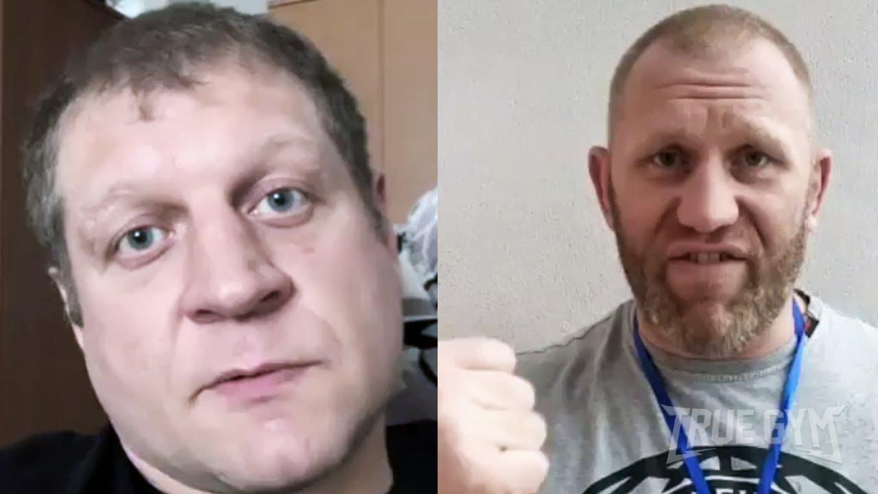 Емельяненко опустил Харитонова / Нурмагомедов вызвал Дацика на бой