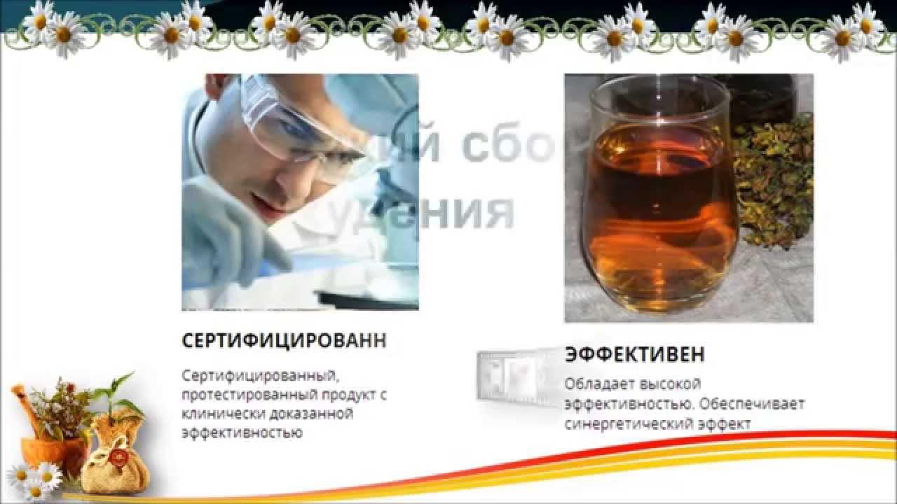 Монастырский сбор или чай из Белоруссии - YouTube