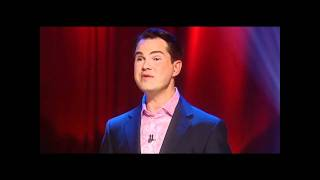 Jimmy Carr vs Blonde Girl