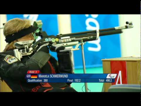 Women's R2 10m Air Rifle Standing SH1 - Beijing 2008 Paralympic Games
