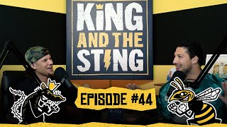 Sinaloa State Zoo | King and the Sting w/ Theo Von & Brendan Schaub #44