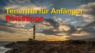 Teneriffa Reisetipps für Anfänger - 2015 - HD 720p - HTC ONE (M8) - Deutsch - German