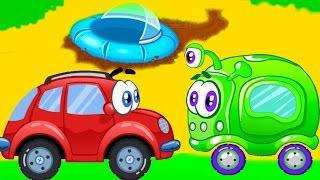 Вилли 8 часть  Прохождение игры, развивающий мультик для детей