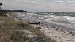 Insel Hiddensee - Stürmisch 11. 05. 2020