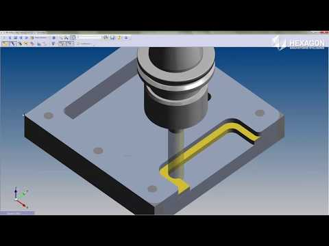 Waveform Machining with EDGECAM