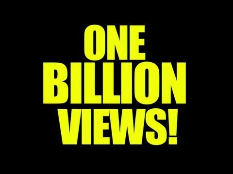 One Billion Views!