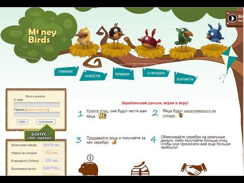 #Яйца и #птицы платят #ProfitBirds вывод 5000 рублей от #ZaRaBaRaHOROSHOиз YouTube · Длительность: 8 мин29 с