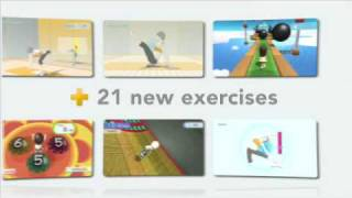 Wii Fit Plus trailer