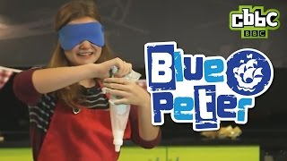 CBBC: Blue Peter- Great British Bake Off Blindfold challenge
