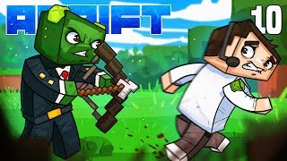 Minecraft: ADRIFT - HUNTING OpTic HECZ! (Ep.10)