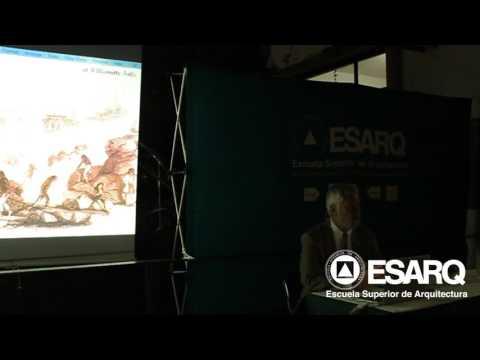 Robert Liberty en la ESARQ