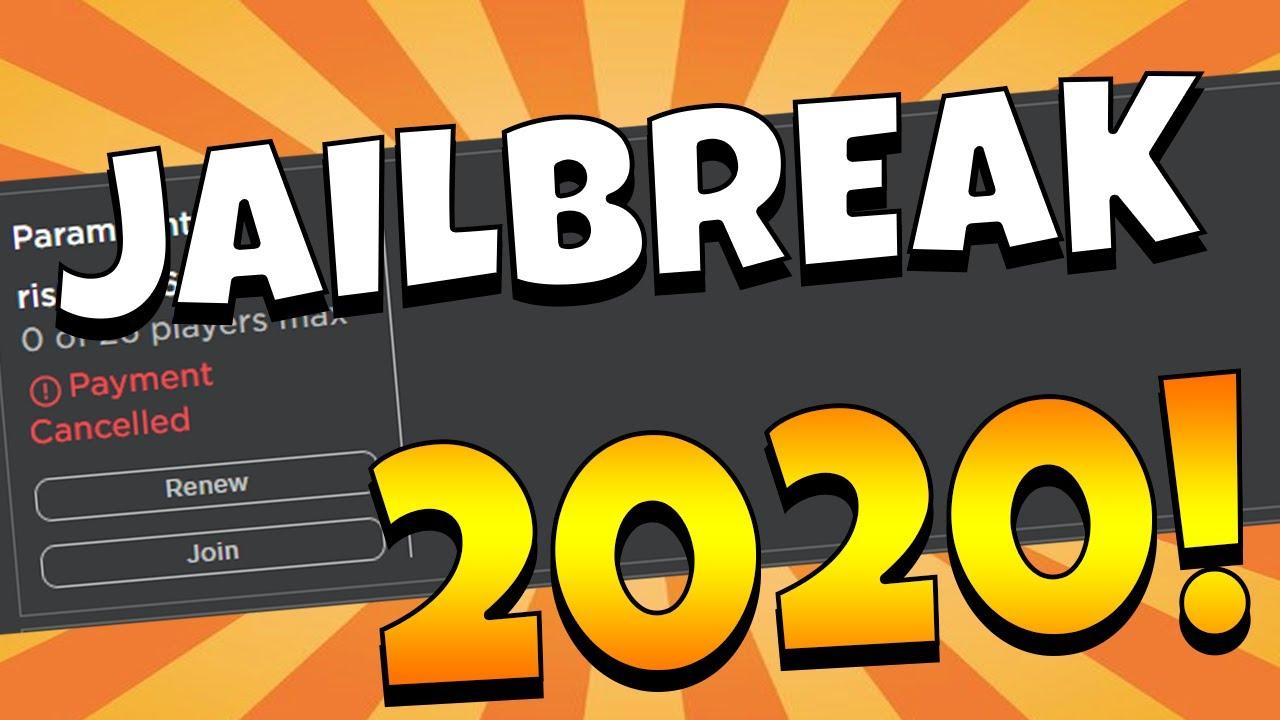 Roblox Jailbreak Mods 2020