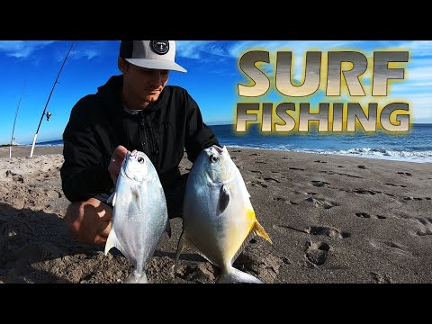 Surf Fishing Time! - Permit And Pompano