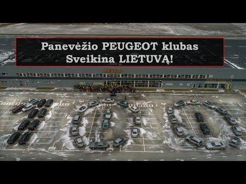 Su gimtadieniu LIETUVA ! Panevėžio Peugeot klubas