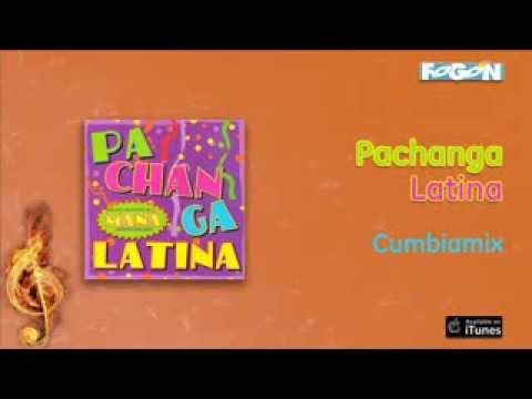 Pachanga Latina / Cumbiamix - YouTube