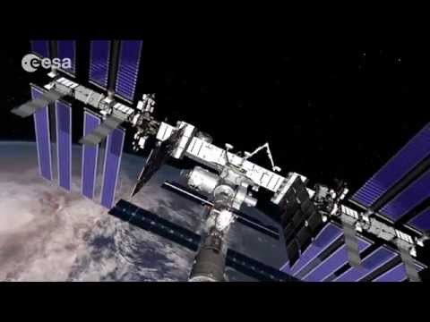 Soyuz rendezvous and docking explained