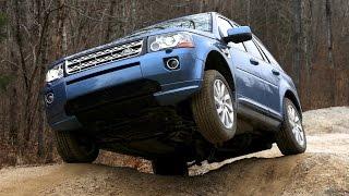 На что способен Range Rover.