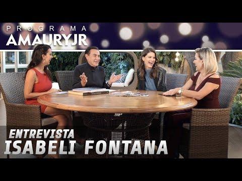 Entrevista  Isabeli Fontana
